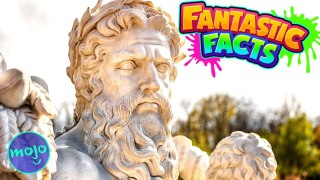 What You (Probably) Didn't Know about Greek Mythology