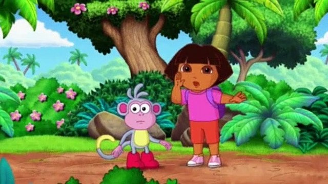 Dora the Explorer S07E10 - Baby Bongo's First Music Show