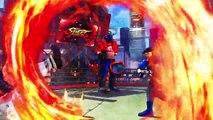 Street Fighter V: Arcade Edition - Lucia (Gameplay Trailer)