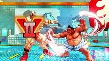 Street Fighter V: Arcade Edition - E. Honda Gameplay (Trailer)