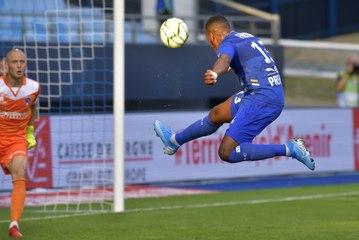 J02 - ESTAC 1-2 Clermont ⎥Résumé du match
