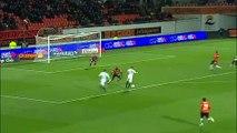 29/11/16 : Giovanni Sio (32') : Lorient - Rennes (2-1)