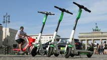 The Environmental Cost Of Using Electric Scooters