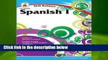 Spanish I, Grades K-5 (Skill Builders (Carson-Dellosa))  For Kindle