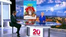 """Cinéma : Chantal Ladesou """"est ravie"""" de jouer un premier rôle"""