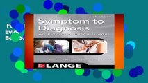 Full E-book  Symptom to Diagnosis An Evidence Based Guide, Fourth Edition  Best Sellers Rank : #3
