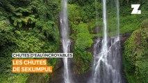 La plus belle cascade de Bali