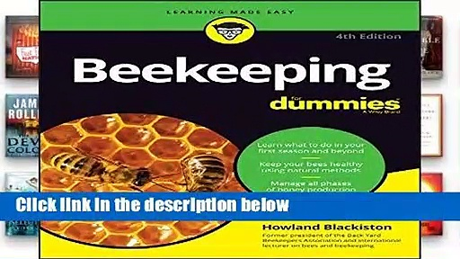Beekeeping For Dummies (For Dummies (Lifestyle)) Complete