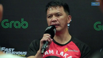 Mark Sangiao lists Danny Kingad's advantage vs Demetrius Johnson