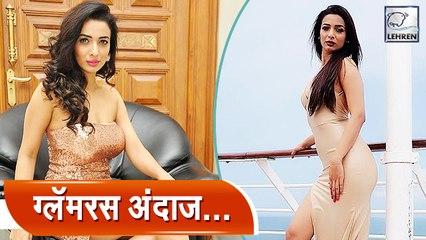 Bigg Boss Marathi 2 फेम हीना पांचालचा हा पहा ग्लॅमरस अंदाज