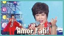 [HOT] Kim Yeon Ja - Amor Fati,  김연자 - 아모르 파티 Show Music core 20190803
