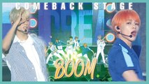 [HOT] NCT DREAM  - BOOM  , 엔시티 드림 - BOOM  Show Music core 20190803