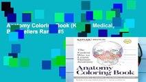 Anatomy Coloring Book (Kaplan Medical)  Best Sellers Rank : #5