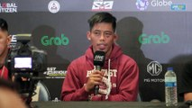 Honorio Banario reflect his fight against Dae Sung Park