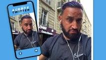 Cyril Hanouna dévoile son nouveau  look, inattendu, sur Twitter