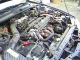 moteur cassé