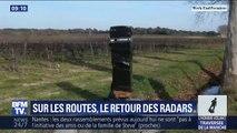 Vacances: les radars endommagés lors de la crise des gilets jaunes sont-ils désormais opérationnels ?