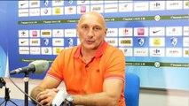 """Olivier Pantaloni (AC Ajaccio) : """"longtemps que l'on ne maitrisait pas un match comme ça à l'extérieur"""""""