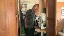 Cantal: un opticien itinérant va à la rencontre des ruraux
