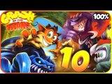 Crash of the Titans Walkthrough Part 10 (X360) 100% Episode 10 • A Sludge Too Far