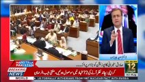 Political parties appointed senators which has been elected from other provinces, Dr Moeed Pirzada