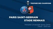 Paris Saint-Germain - Rennes : La bande-annonce