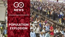 India To Cross China In Population