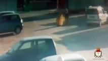 Agrigento - Abbandono rifiuti non differenziati multati commercianti (03.08.19)
