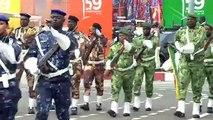 1er Août 2019 - Défilé militaire et paramilitaire