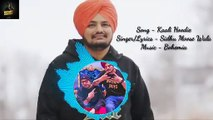 Kaali Hoodie ( Official Song ) | Sidhu Moose Wala | Bohemia | Latest Punjabi Songs 2019 | New Punjabi Songs 2019 | New Swag Videos