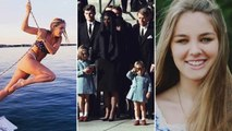 Police investigate Saoirse's death at the Kennedy Compound