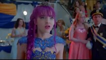 Descendants 1, 2 and 3.Final fight scene.