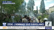 Des premières tensions ont lieu à Nantes durant le rassemblement contre les violences policières