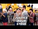 En hommage à Steve Maia Caniço, minute de silence et rassemblement à Nantes