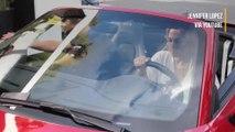Pour que Jennifer Lopez prenne le volant, ça doit être une Porsche!