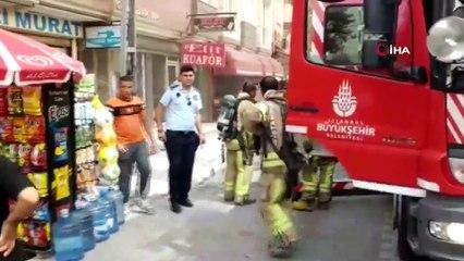 Esenyurt'ta Korkutan Yangın: 20 Kişi Kurtarıldı
