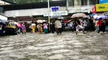 4 drown as rains pound Mumbai for 2nd straight week