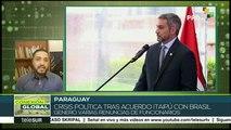 Paraguay: Gob. de Mario Abdo Benítez enfrenta una crisis política