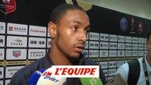 Diallo «Ça reste un trophée» - Foot - Trophée des champions