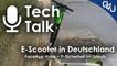 E-Scooter in Deutschland, FaceApp, gamescom, IT-Sicherheit im Urlaub, HWSQ -  QSO4YOU Tech Talk #15