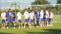 Messi für drei Monate gesperrt - nach Vorwürfen gegen Verband