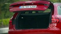 Audi A4 Avant S line (2016) Footage