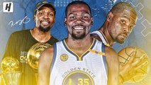 Kevin Durant VERY BEST Highlights - Moments with Golden State Warriors -2016-2019-