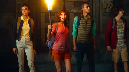 """Dora and the Lost City of Gold - """"Puquois"""" Clip"""