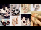 most beautiful,amazing, stunning and gorgeous latest flat sandals for girl's and women's