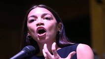 Alexandria Ocasio Cortez says Trump is using racism, stoking white supremacy   Daily Mail Online