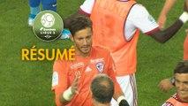 Grenoble Foot 38 - AC Ajaccio (0-1)  - Résumé - (GF38-ACA) / 2019-20