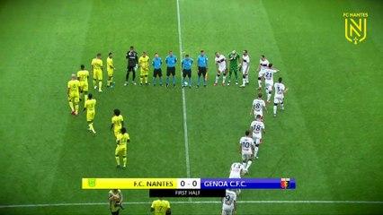 FC Nantes - Genoa CFC : le résumé de la rencontre