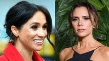 """I Think Duchess Meghan Is Beautiful"" Says Victoria Beckham In New Interview"
