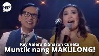 Rey Valera, Sharon Cuneta, muntik nang MAKULONG!